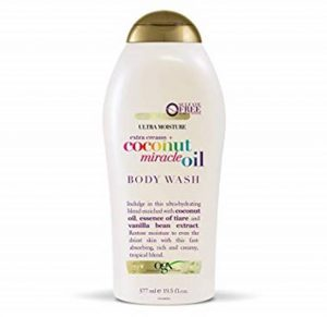Coconut Miracle oil